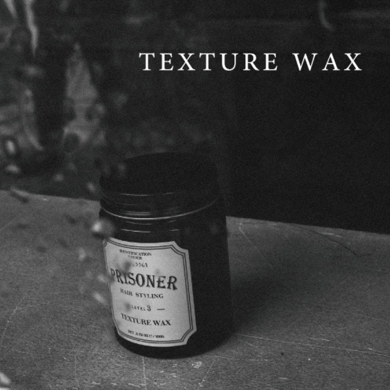 PRISONER TEXTURE WAX アニミー店販グッズ